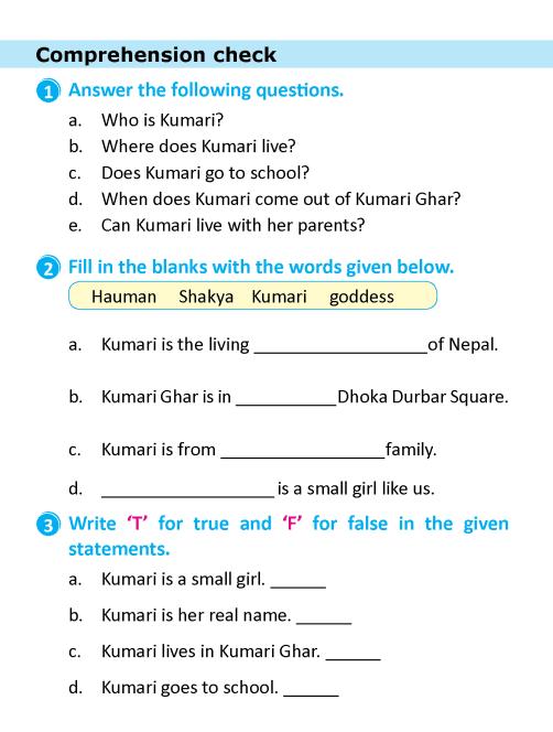 literature-grade 1-nepal special- the living goddess kumari (4)