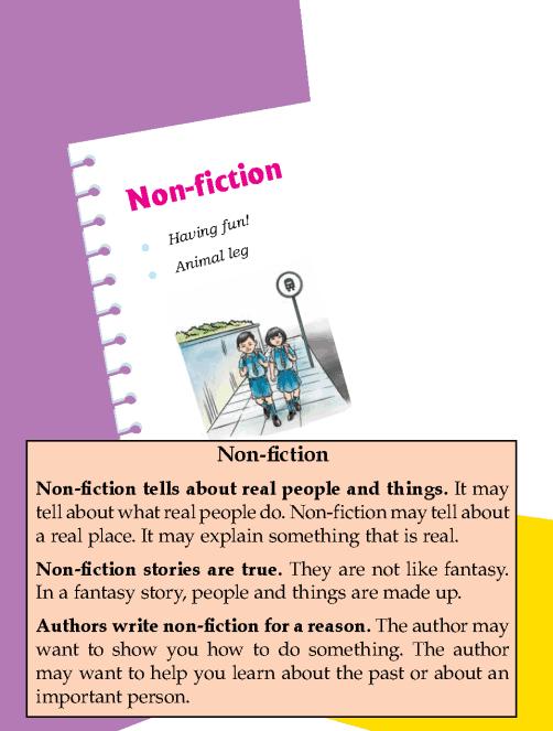 Literature Grade 1 Non-fiction