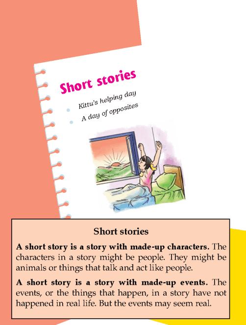 Literature Grade 1 Short stories