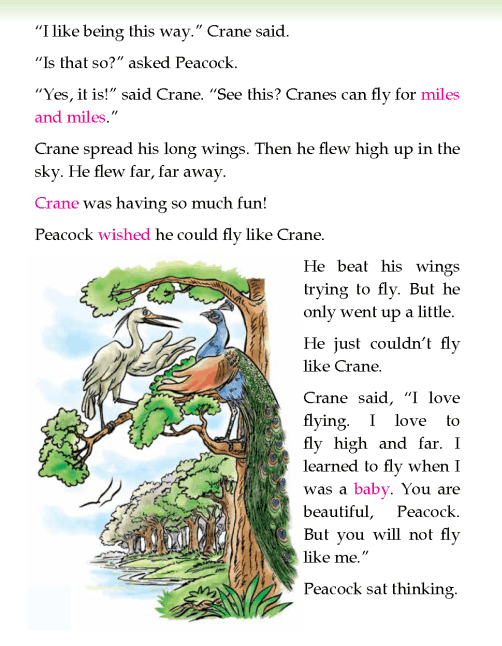 literature- grade 2-fables and folktales-peacock and crane (2)