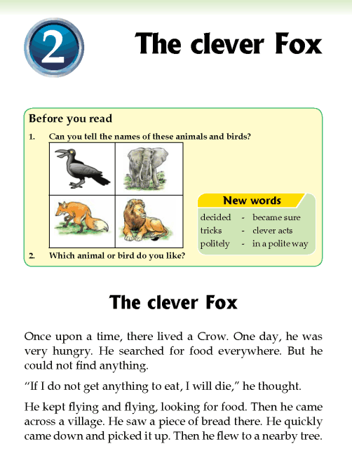 literature- grade 2-fables and folktales-the clever fox (1)