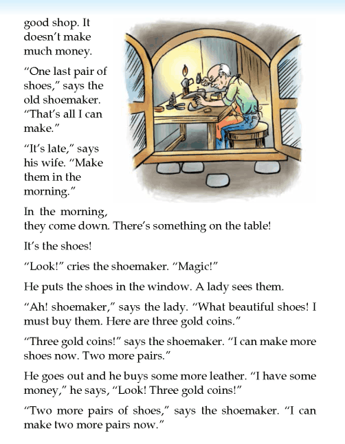 literature- grade 2-fairy tales-The shoemaker and the elves (2)