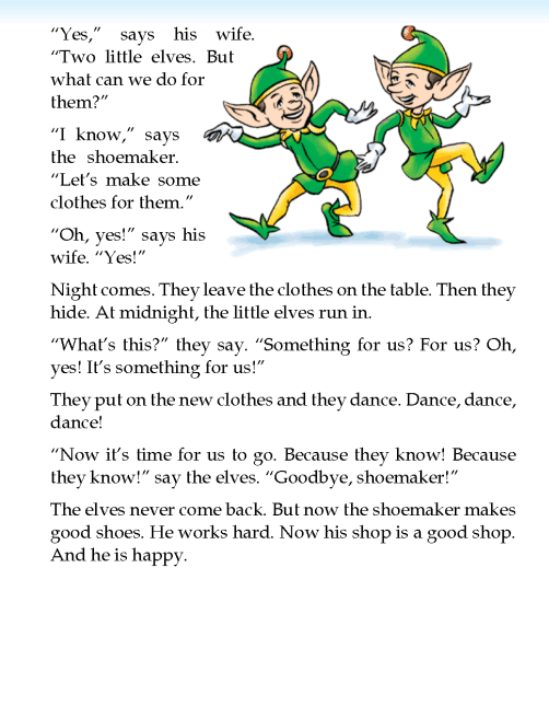 literature- grade 2-fairy tales-The shoemaker and the elves (5)