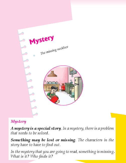 Literature Grade 2 Mystery