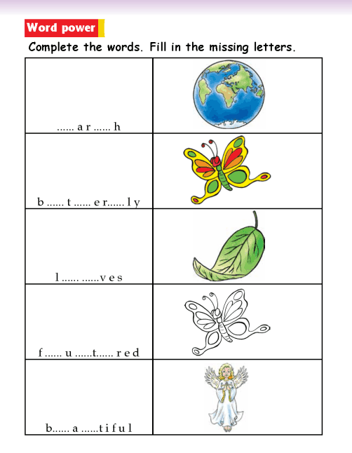 literature- grade 2- myths and legends-How butterflies came to be (5)