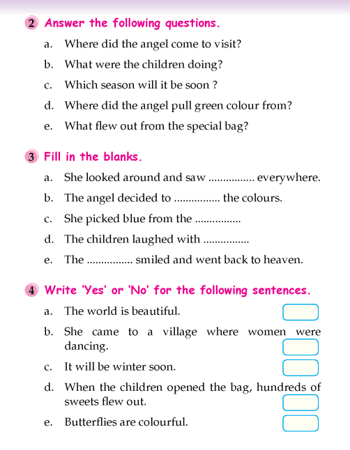 literature- grade 2- myths and legends-How butterflies came to be (7)