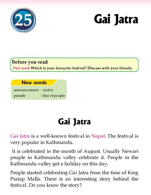 literature- grade 2-nepal special-gai jatra (1)