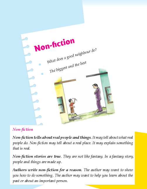 Literature Grade 2 Non-fiction