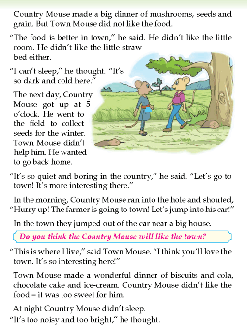 literature-grade 3-Fables and folktales-Country Mouse and Town Mouse (2)