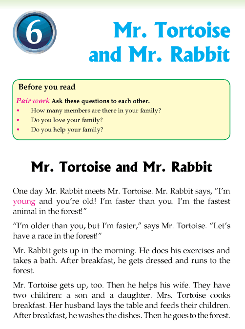 literature-grade 3-Fables and folktales-Mr. Tortoise and Mr. Rabbit (1)