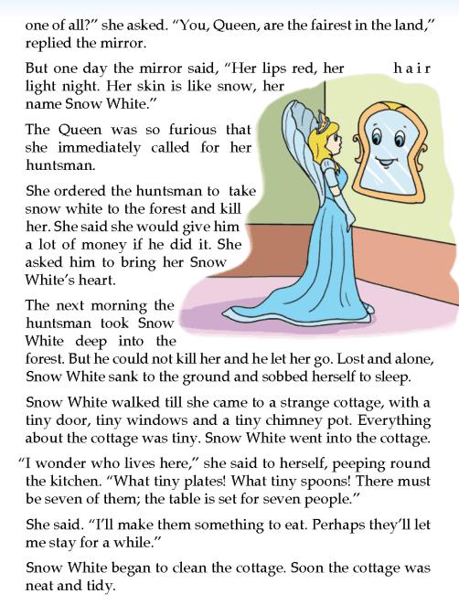 literature-grade 3-Fairy tales-Snow White and the seven dwarfs (2)