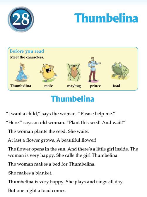 literature-grade 3-Fairy tales-Thumbelina (1)