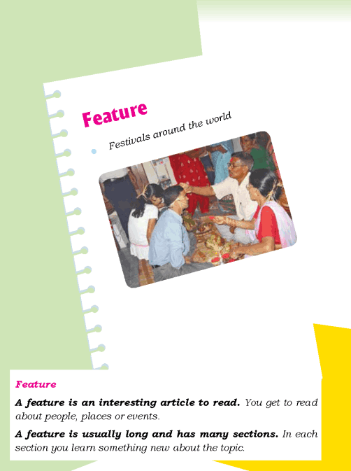 Literature Grade 3 Feature