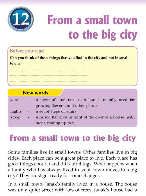 literature-grade 3-Short stories-From a small town to the big city (1)