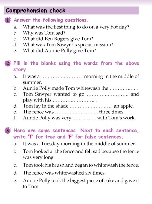 literature-grade 3-Short stories-The adventures of Tom Sawyer (4)