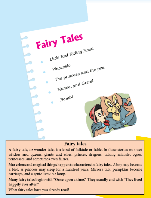 literature- grade 4-Fairy Tales (1)