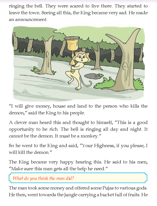 literature- grade 4-Nepal special-Monkey and the bell (2)
