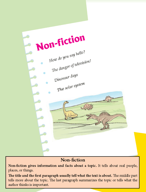 Literature Grade 4 Non-fiction
