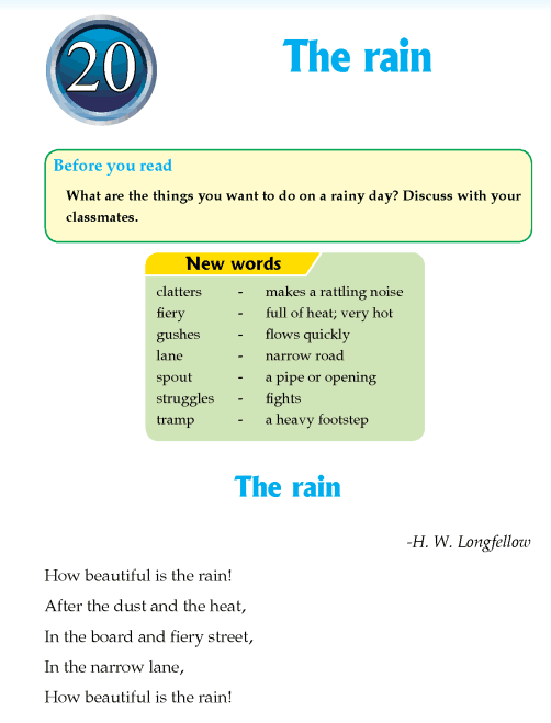 literature- grade 4-Poetry-The rain (1)