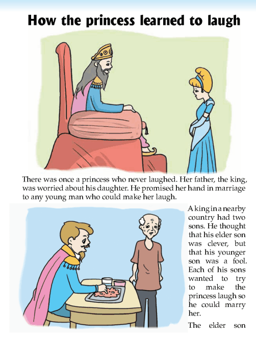 literature- grade 5-Fables and folktales-How the princess learned to laugh (2)