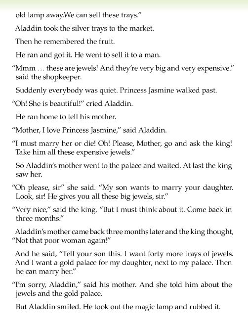 literature- grade 5-Fairy tales-The adventures of Aladdin (4)