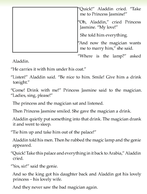 literature- grade 5-Fairy tales-The adventures of Aladdin (7)