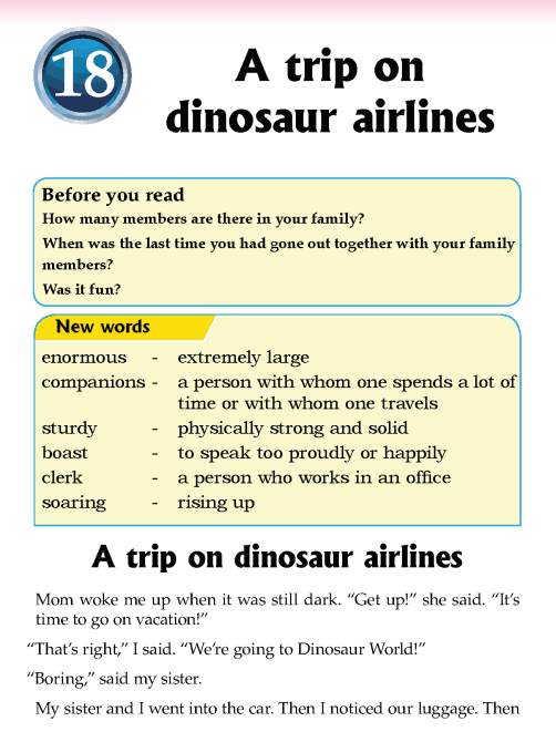 literature- grade 5-Fantasy-A trip on dinosaur airlines (1)
