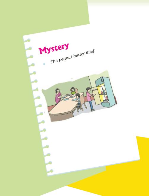Literature Grade 5 Mystery