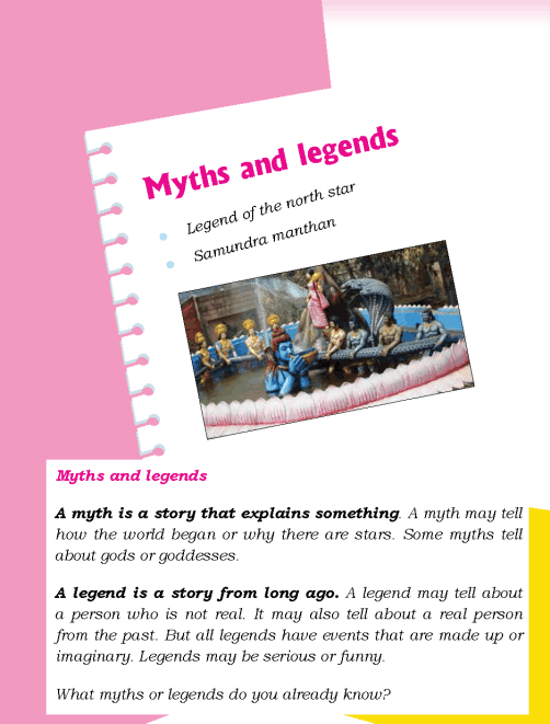 literature- grade 5-Myths and legends (1)