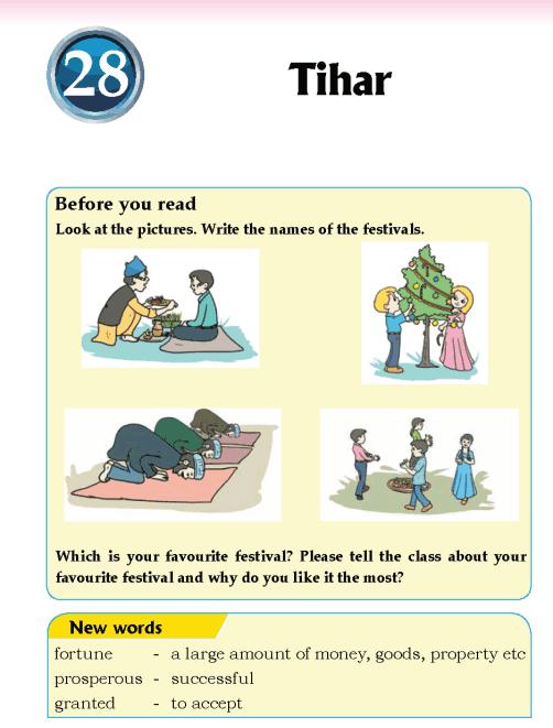 literature- grade 5-Nepal special-Tihar (1)