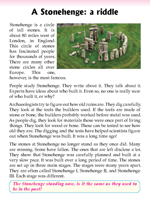 literature- grade 5- nonfiction-A Stonehenge a riddle (2)