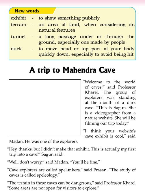literature- grade 5- nonfiction-A trip to Mahendra Cave (2)