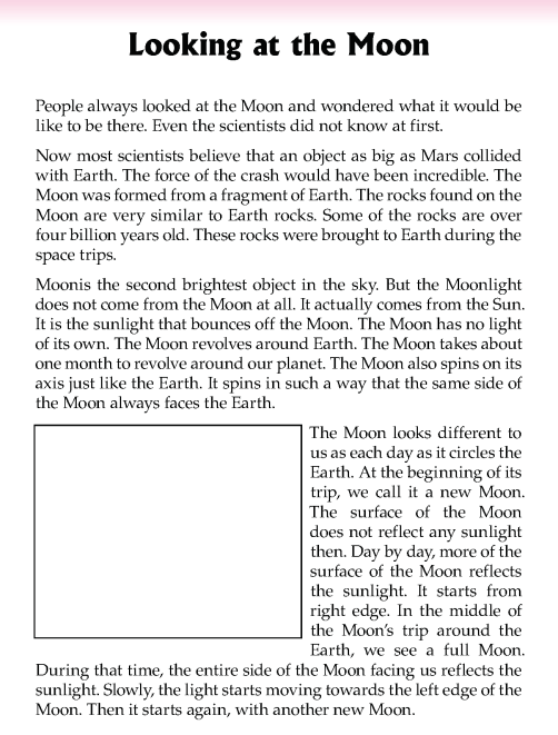 literature- grade 5- nonfiction-Looking at the Moon (2)