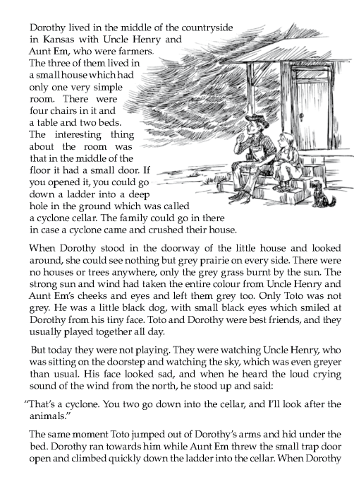 literature-grade 6-Fantasy-The wizard of Oz (2)