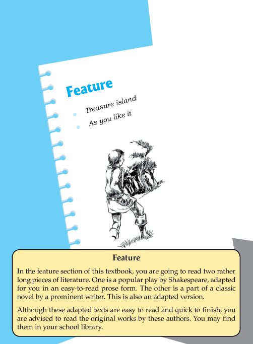 Literature Grade 6 Feature