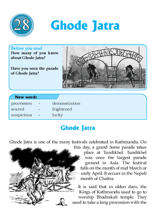 literature-grade 6-Nepal special-Ghode Jatra (1)