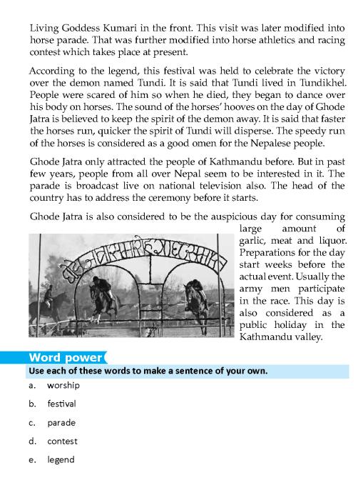 literature-grade 6-Nepal special-Ghode Jatra (2)