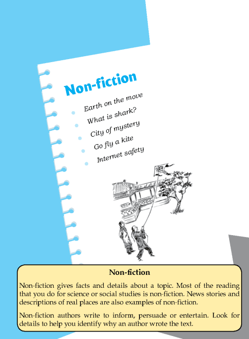 Literature Grade 6 Non-fiction
