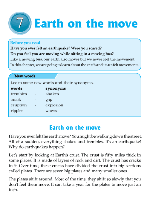 literature-grade 6-Non-fiction-Earth on the move (1)