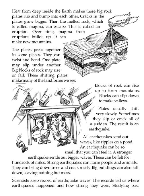 literature-grade 6-Non-fiction-Earth on the move (2)