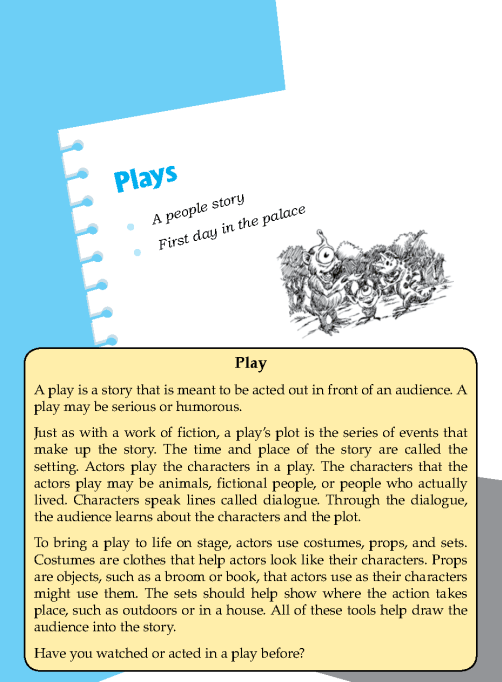 Literature Grade 6 Plays