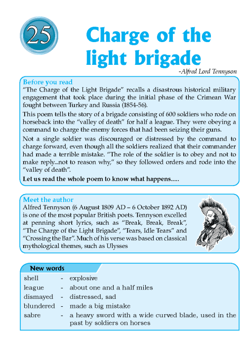 literature-grade 6-Poetry-Charge of the light brigade (1)