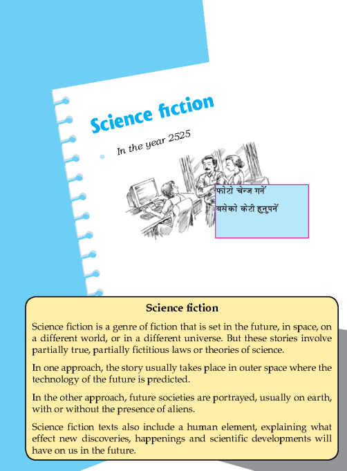 Literature Grade 6 Science fiction In The Year 2525