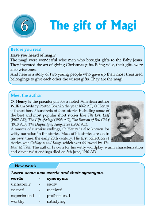 literature-grade 6-Short stories-The gift of Magi (1)