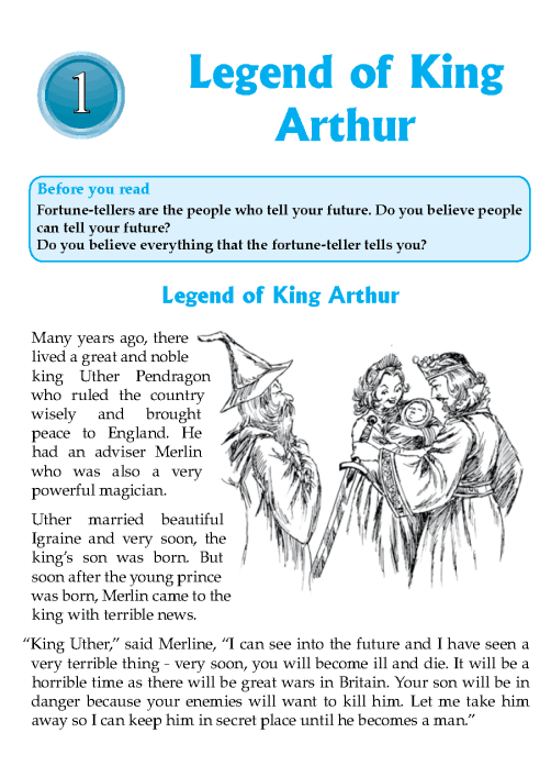 literature-grade 7-Myths and legends-Legend of King Arthur (1)