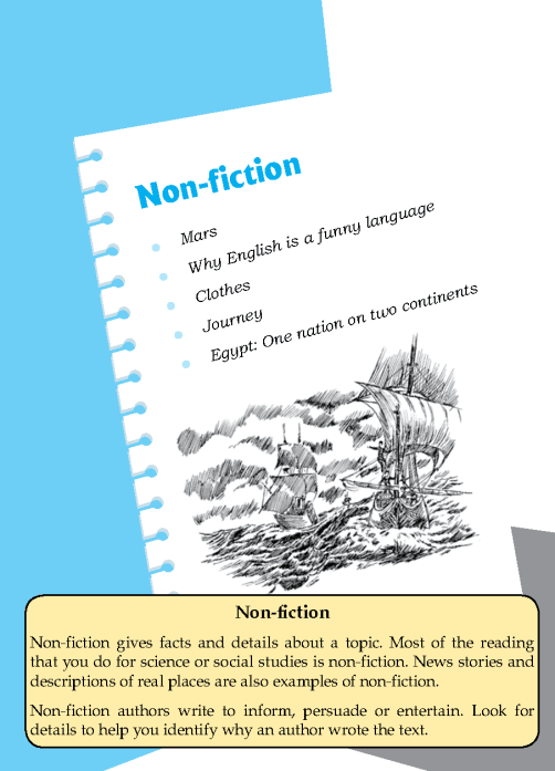 Literature Grade 7 Non-fiction