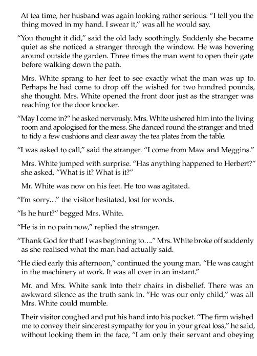 literature-grade 7-Short stories-The monkey's paw (7)