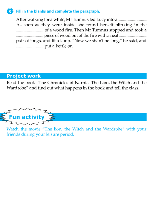 literature-grade 8-Fantasy-The lion, the witch and the wardrobe (9)