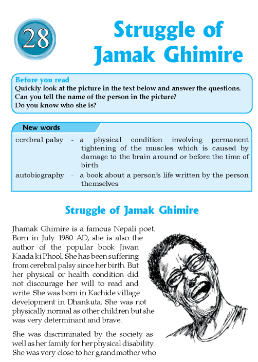 literature-grade 8-Nepal Special-Struggle of Jamak Ghimire (1)