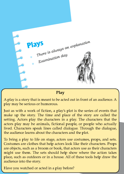 Literature Grade 8 Plays